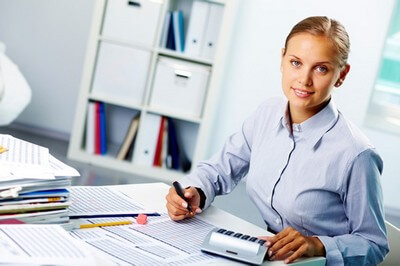 @Glowimages: Successful accountant